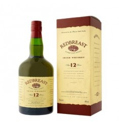 REDBREAST 12 ans Single Pot Still 40°