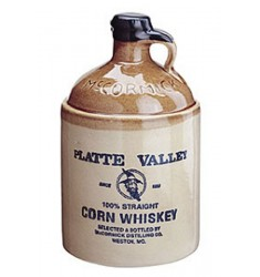 ^ PLATTE VALLEY Corn Whiskey 40°